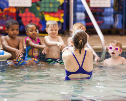 Waves Swim School Weymouth MA