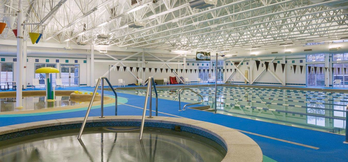 Indoor Swim Pool Center Weymouth Club