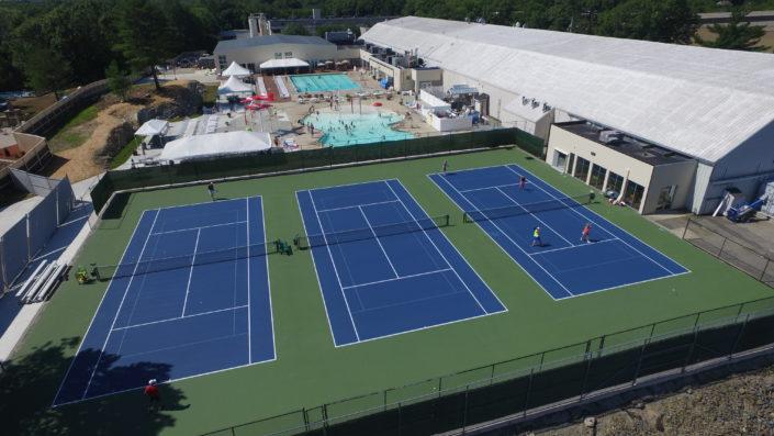 Weymouth Club Fitness Tennis Swim
