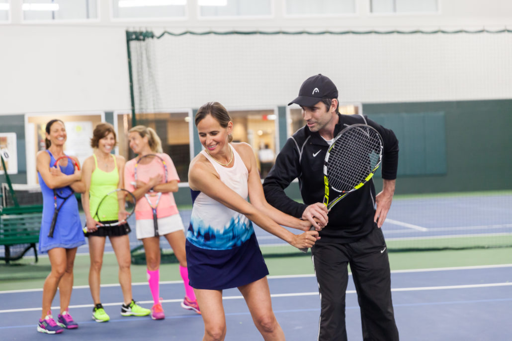 Adult Tennis Lessons Weymouth MA