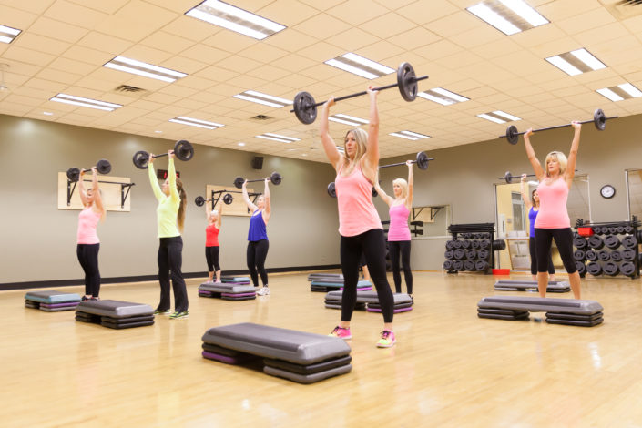 BodyPump Group Exercise