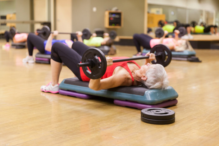 BodyPump Group Exercise Classes