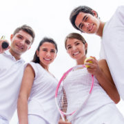 Play Tennis At Weymouth Club