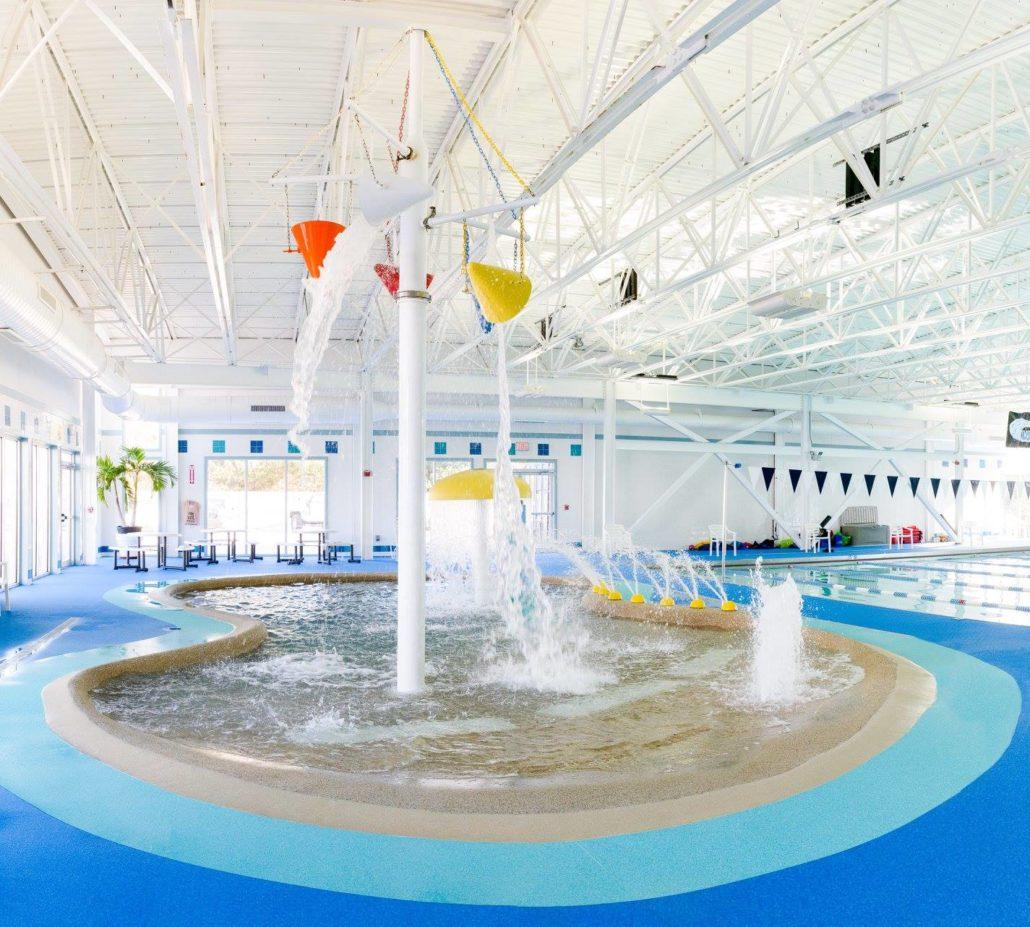 Pool Water Splash: Membership Info
